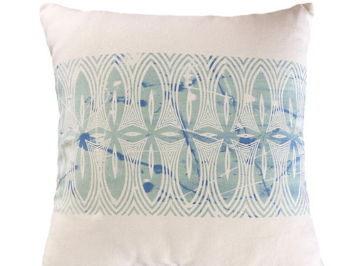 Pasifika Cushion Cover - Hemp/Organic Cotton