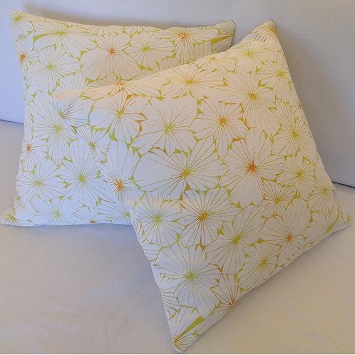 Fracture Cushion Cover - Hemp/Organic Cotton