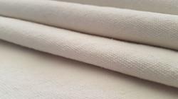 55%Hemp 45% Organic Cotton-White
