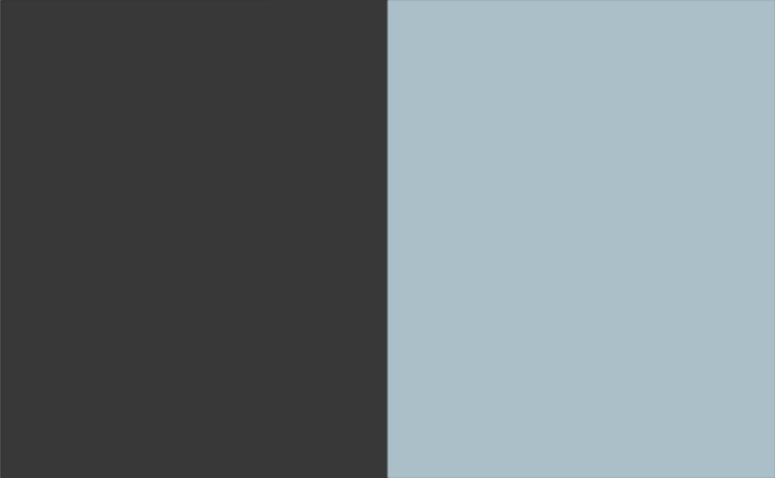 2 Colour Combination-Charcoal/Duck Egg