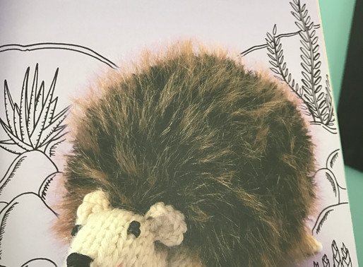 Spirit animals for new knitters