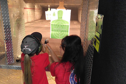GIFT CARD: Basic- Intro to Firearm Safety (CHILDREN)