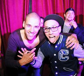 The Black Eyed Peas & Tyron Dixon