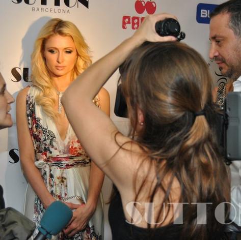 Tyron Dixon Paris Hilton