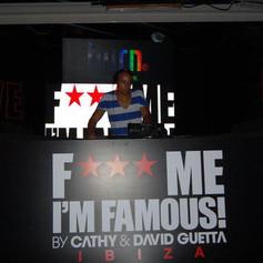 Cathy Guetta David Guetta Tyron dixon