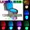 Thumbnail: 廁所8色LED人體感應小夜燈  (買兩件再減$10)