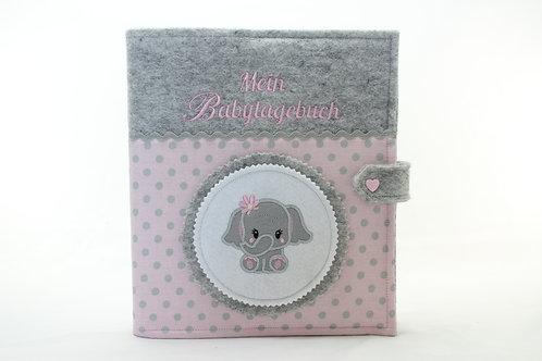 Babytagebuch Mädchen - dreamcollection