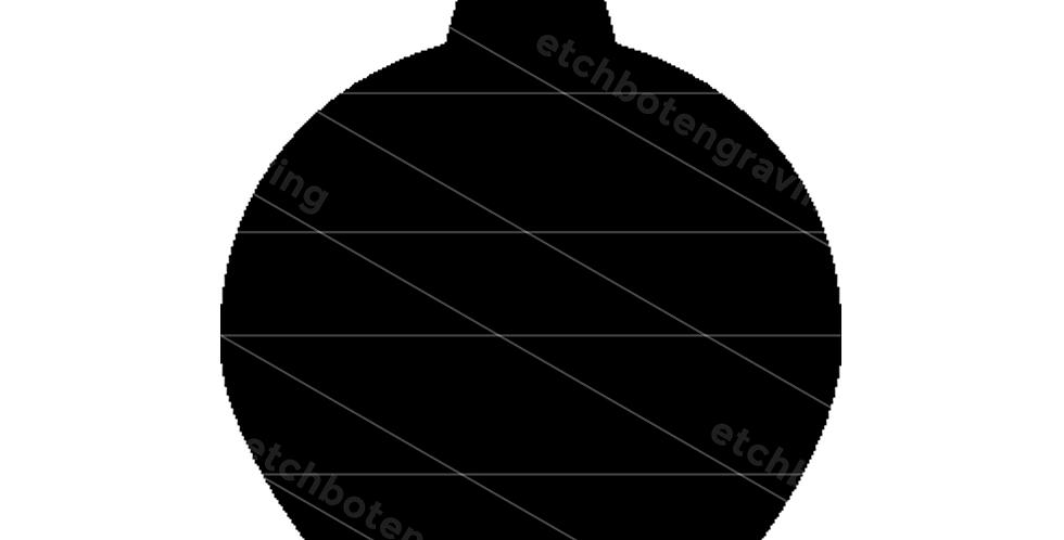 Laser Shapes: Ornament Point Shape