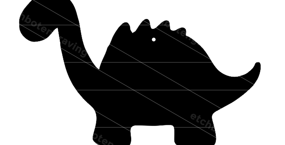Laser Shapes: Dino Toon Bronto Spike