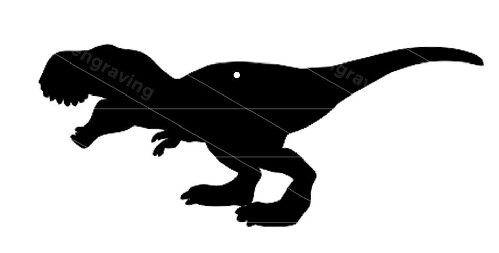 Laser Shapes: Dino T-Rex Grrr