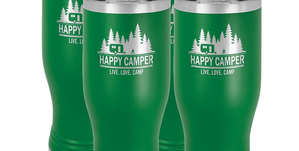 (Set of Four) Polar Camel Pilsner Tumblers 20oz