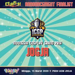 PARA Finalist ICGP JOGJA