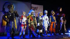Tim cosplay Semarang sebagai perwakilan ICGP Jogja 2020