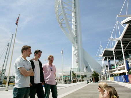Chat with University of Portsmouth