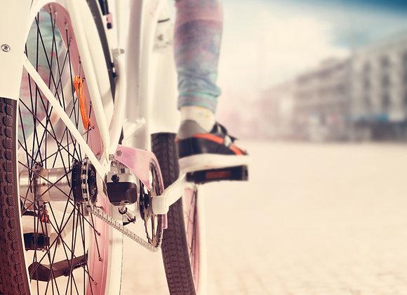 Live à vélo SURPRISE