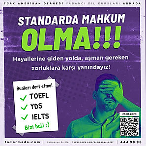 TAD YDK - Standarda Mahkum Olma - SM - N