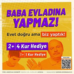 TAD YDK - Baba Evladina Yapmaz - SM - No