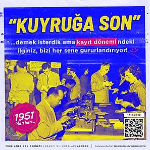 TAD YDK - Kuyruga Son - SM- Normal - 16.