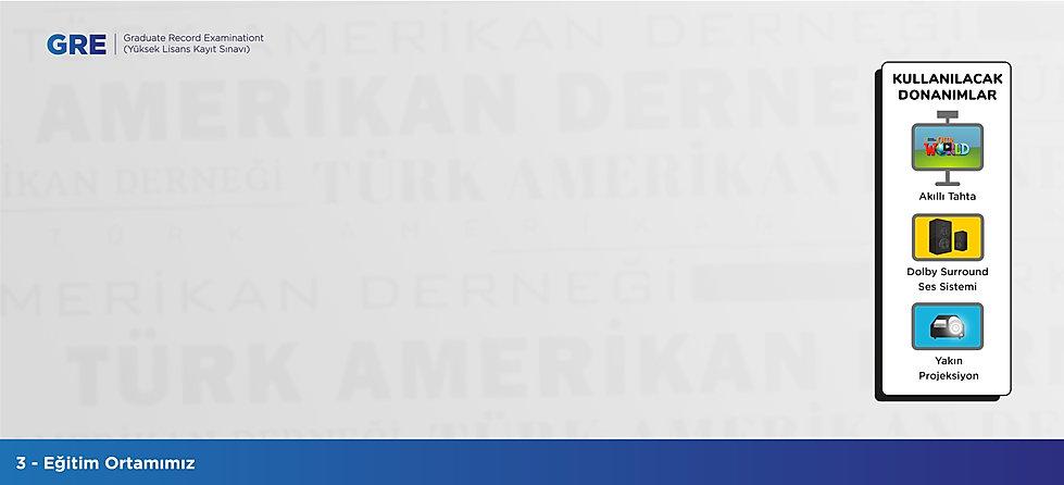 Türk Amerikan Derneği - GRE