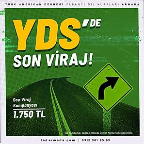 Tad - Yds - YDS'de Son Viraj!