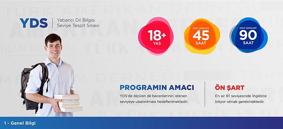 Türk Amerikan Derneği - YDS