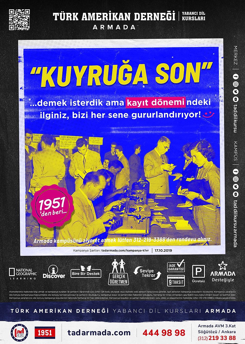 TAD YDK - Final Konsept - Kuyruga Son -