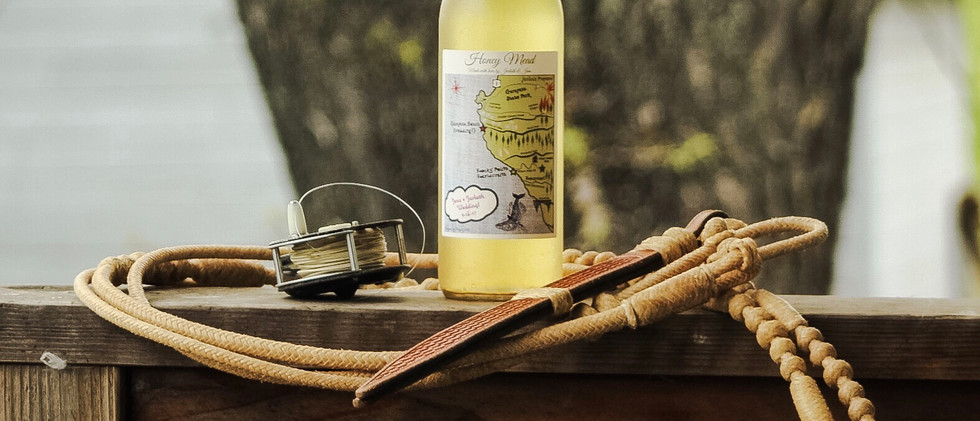 Honeywine Product Photography