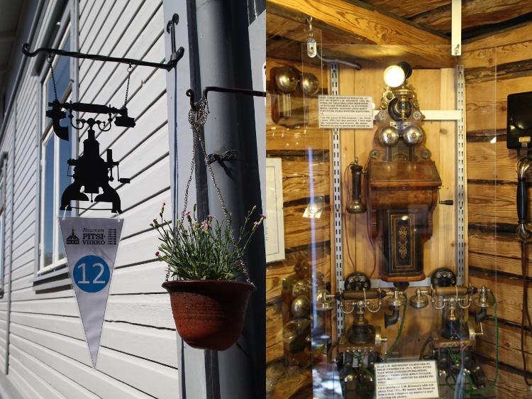 Vanhan Rauman Puhelinmuseo on yksityisen keräilijän kokoelma.