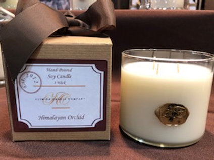 Classic 3 Wick Soy Candle