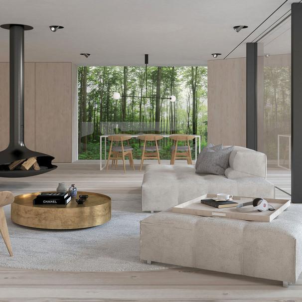 Jans House, Holland. Private Client