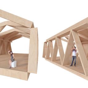 Cross laminated timber