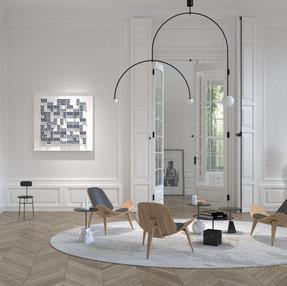 Interior Image. Mercer Mercer