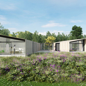 Eco house - on site soon