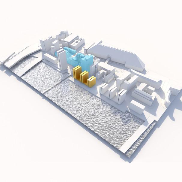 Glasgow waterfront - Regeneration masterplan
