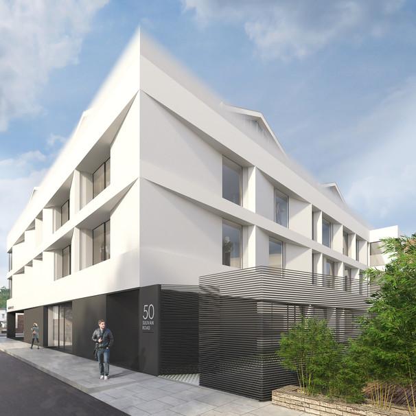 Sulivan road, Fulham (21st architecture)