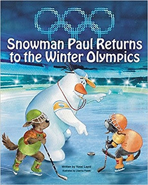 Snowman Paul Returns to the Winter Olymp