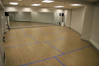 Dance Studio at Steps(Basement) .JPG
