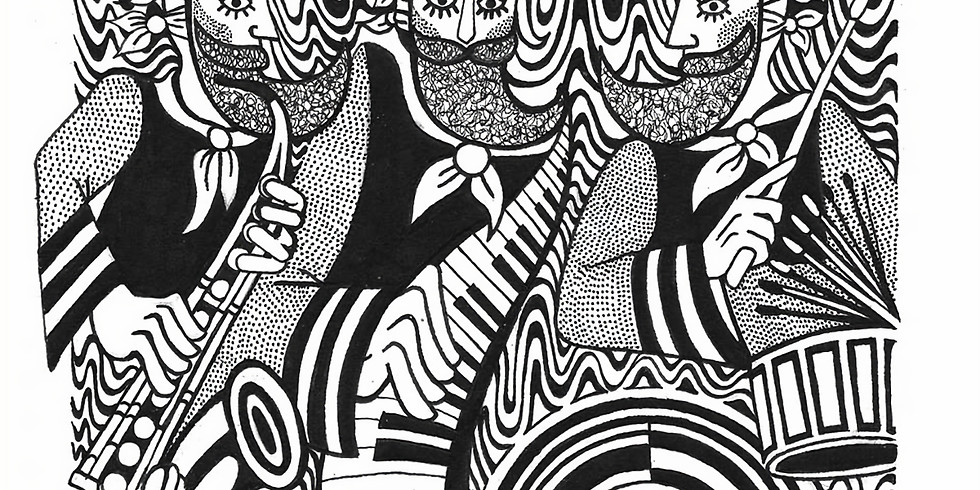 Soul Train Trío - Soul & Blues magic session