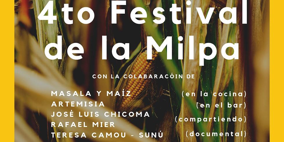 4to Festival de la Milpa - Hacienda San Andrés