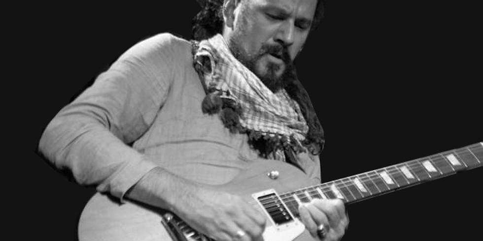 Fausto Palma - Blues, Funk & Reggae show