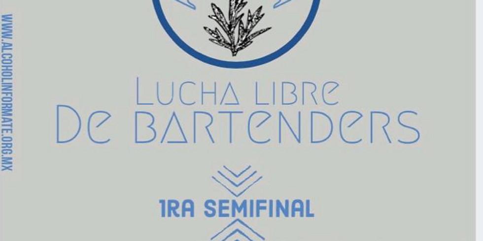 Lucha Libre de Bartenders - Semi Final