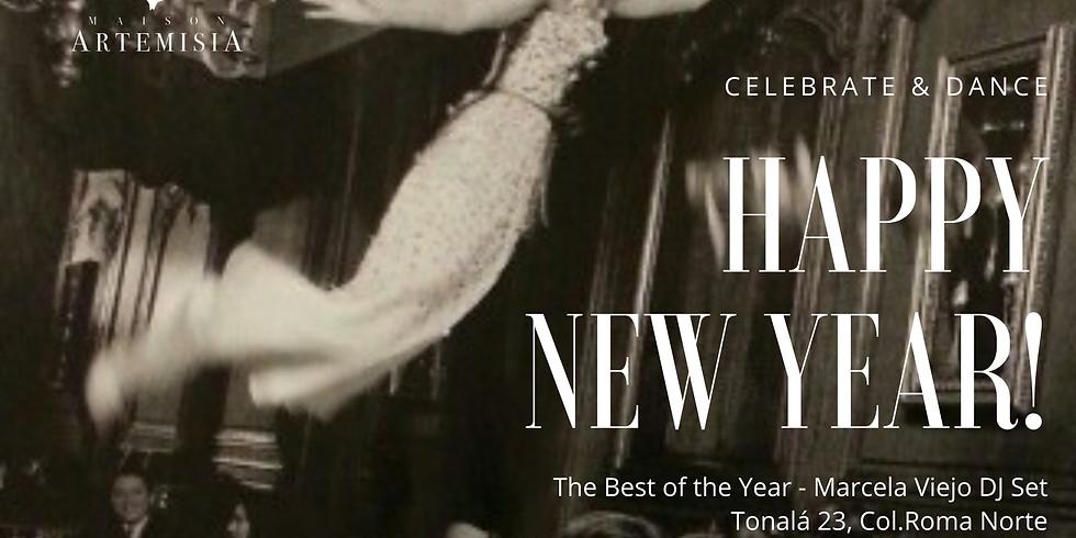 New Years Eve Party - Marcela Viejo Dj Set