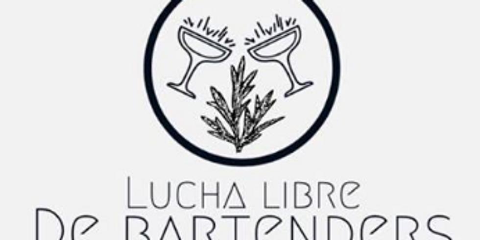 Lucha Libre de Bartenders #4 -  temporada 2019