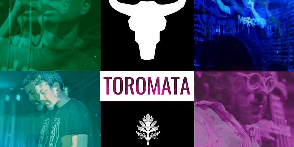 CANCELADO - TOROMATA
