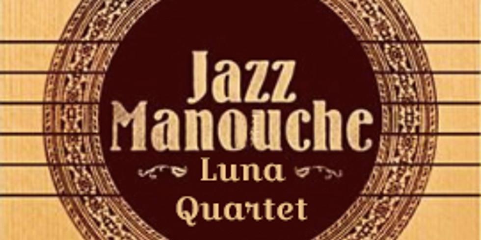 Jazz Manouche con Luna Quartet