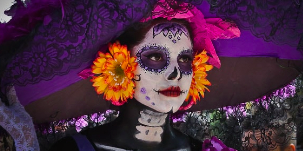 Día de Muertos - Celebremos con los muertos