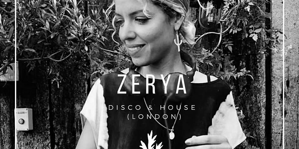 Zerya (London) Dj Set - Disco Funk House