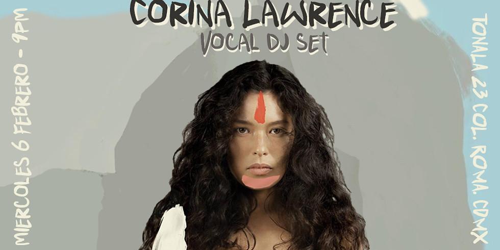 Corina Lawrence - Vocal Dj Set