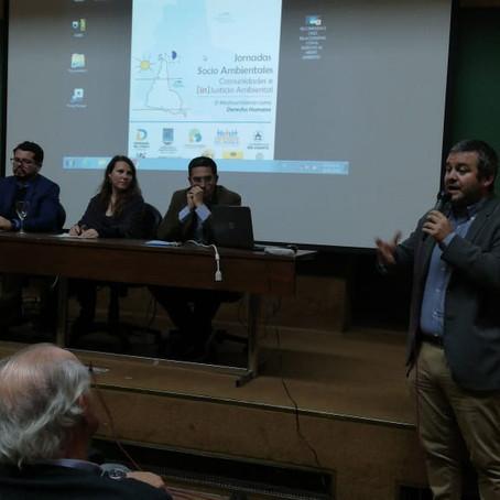 Jornadas Socio Ambientales - Comunidades e [in]Justicia Ambiental