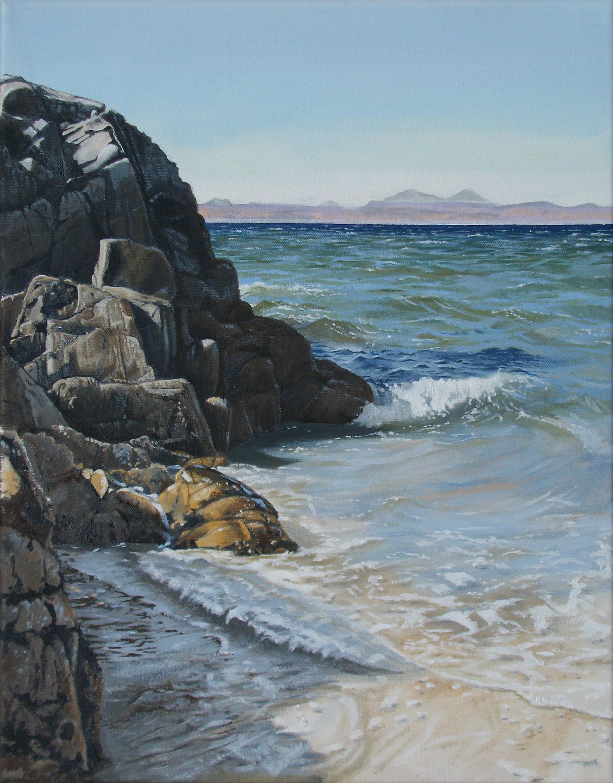 Camusdarach-Rocks